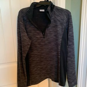 Columbia quarter zip pullover size XL